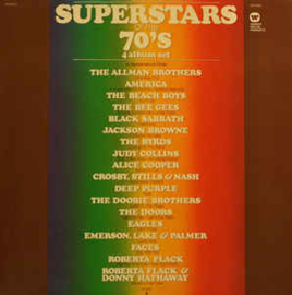 Various – Superstars Of The 70's