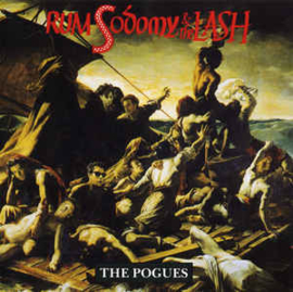 Pogues ‎– Rum, Sodomy & The Lash (CD)