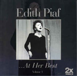 Edith Piaf ‎– ...At Her Best (CD)