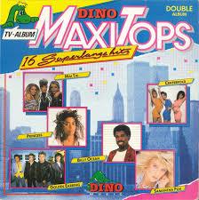 Various – 16 Dino Maxi Tops
