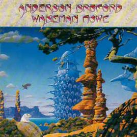 Anderson Bruford Wakeman Howe – Anderson Bruford Wakeman Howe (CD)