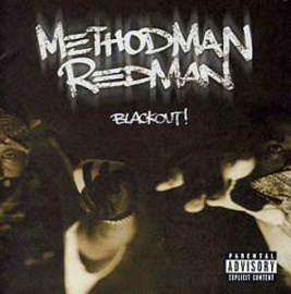 Method Man & Redman ‎– Blackout! (CD)