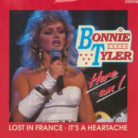 Bonnie Tyler – Here Am I (CD)