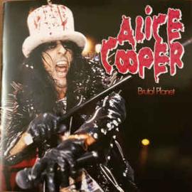 Alice Cooper – Brutal Planet (CD)