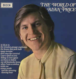 Alan Price ‎– The World Of Alan Price