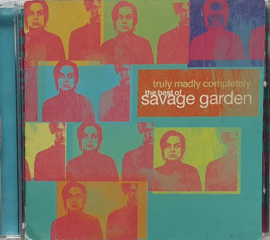 Savage Garden – Truly Madly Completely: The Best Of Savage Garden (CD)