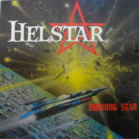 Helstar ‎– Burning Star
