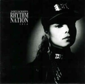 Janet Jackson ‎– Rhythm Nation 1814 (CD)
