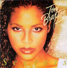 Toni Braxton ‎– Secrets (CD)