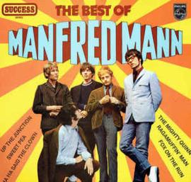 Manfred Mann – The Best Of Manfred Mann