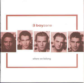 Boyzone ‎– Where We Belong (CD)