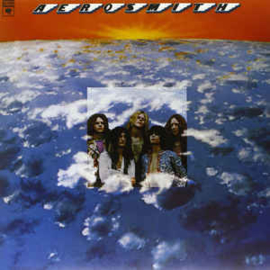 Aerosmith ‎– Aerosmith (LP)