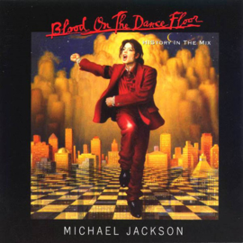 Michael Jackson – Blood On The Dance Floor (HIStory In The Mix) (CD)