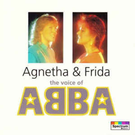 Agnetha & Frida ‎– The Voice Of ABBA (CD)
