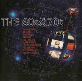 Various ‎– The 60s & 70s Collection (CD)