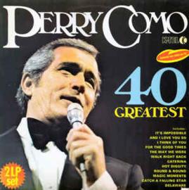 Perry Como – 40 Greatest