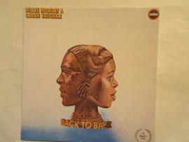 Billie Holiday & Sarah Vaughan – Back To Back (CD)