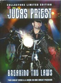 Judas Priest – Breaking The Laws (DVD)
