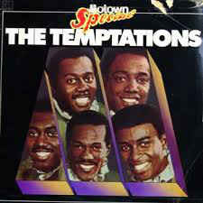 Temptations ‎– Motown Special The Temptations
