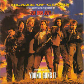 Bon Jovi ‎– Blaze Of Glory (CD)