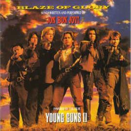 Bon Jovi – Blaze Of Glory (CD)