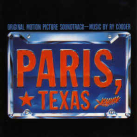Ry Cooder ‎– Paris, Texas - Original Motion Picture Soundtrack (CD)