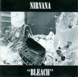 Nirvana ‎– Bleach (CD)