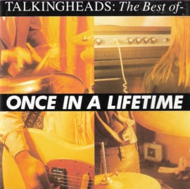Talking Heads – Once In A Lifetime - The Best Of (CD)