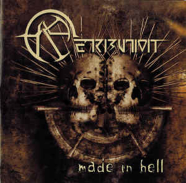 Retribution ‎– Made In Hell (CD)