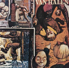 Van Halen ‎– Fair Warning