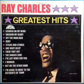 Ray Charles ‎– Greatest Hits