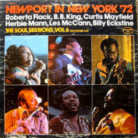 Various – Newport In New York '72 - The Soul Sessions, Vol. 6