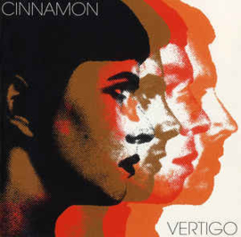 Cinnamon – Vertigo (CD)