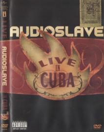 Audioslave – Live In Cuba (DVD)