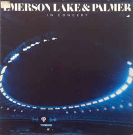 Emerson,Lake & Palmer ‎– In Concert