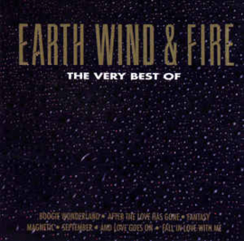 Earth, Wind & Fire ‎– The Very Best Of (CD)
