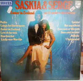 Saskia & Serge – Zomer In Zeeland En 11 Andere Successen