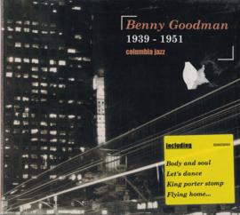 Benny Goodman – 1939-1951 (CD)