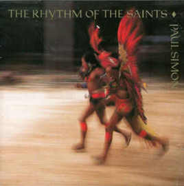 Paul Simon ‎– The Rhythm Of The Saints (CD)