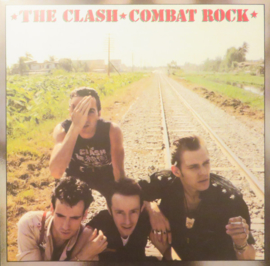 Clash – Combat Rock (LP)