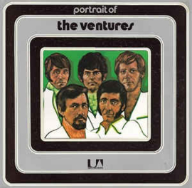 Ventures ‎– Portait Of The Ventures