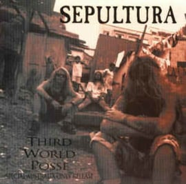 Sepultura ‎– Third World Posse (CD)