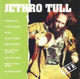Jethro Tull – Live (CD)