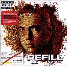 Eminem – Relapse: Refill (CD)