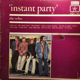 Who – 'Instant Party'