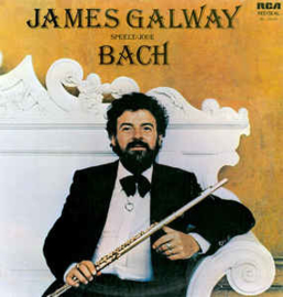 James Galway, Bach – James Galway Speelt/Joue Bach