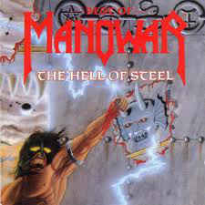 Manowar ‎– Best Of Manowar - The Hell Of Steel (CD)