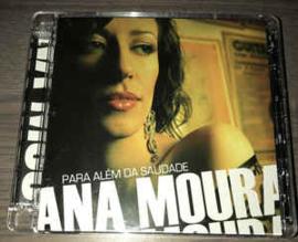 Ana Moura – Para Além Da Saudade (CD)