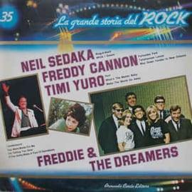 Various - Neil Sedaka / Freddy Cannon / Timi Yuro / Freddie & The Dreamers – Neil Sedaka / Freddy Cannon / Timi Yuro / Freddie & The Dreamers