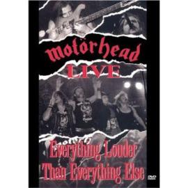 Motörhead – Everything Louder Than Everything Else (DVD)